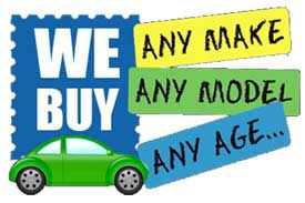We Buy All Citroen Cars St James